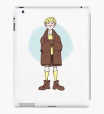 lemon boy iPad Case/Skin