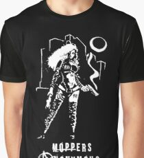 Moppers Anonymous Barb Style Graphic T-Shirt