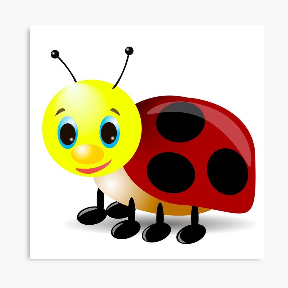 Cartoon Caterpillar 3d Poster By Krasnoperaolga Redbubble