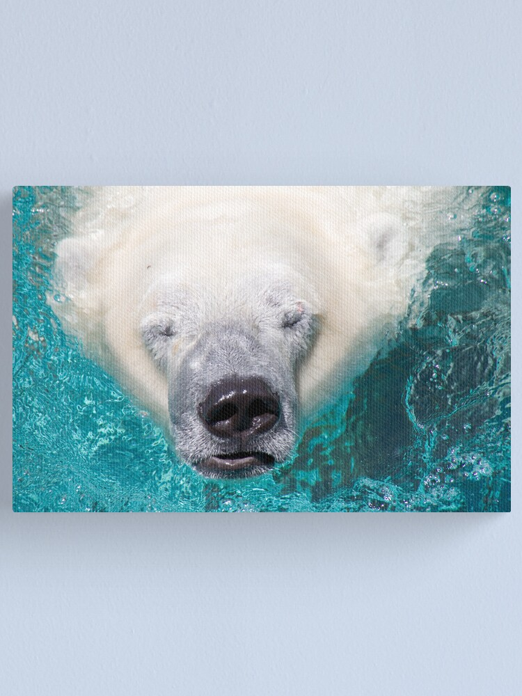 Alternate view of Surface Canvas Print