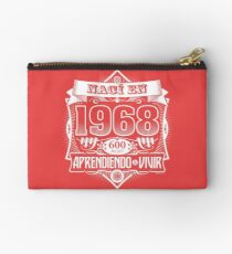 I was born in 1968 Studio Pouch
