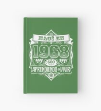 I was born in 1968 Hardcover Journal
