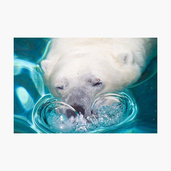 Bubbles Photographic Print