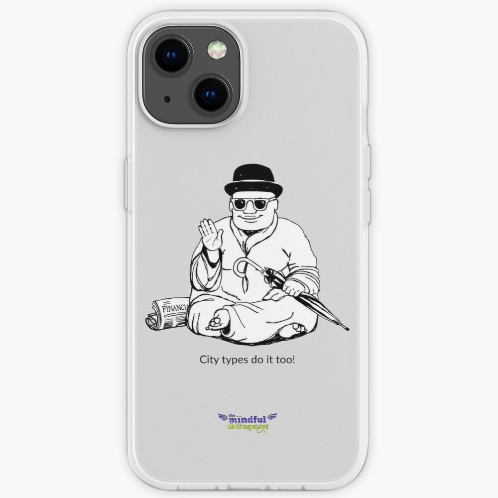 City types do it too! iPhone Case