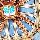 Leadenhall Market London Architecture by carinacraftblog