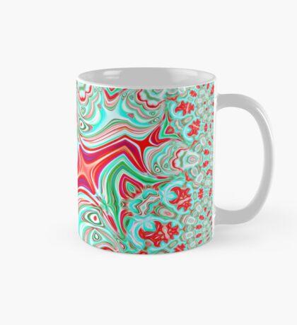 Abstract Bat Mug