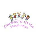 Spread a little Happiness by Catherine Veal  ©