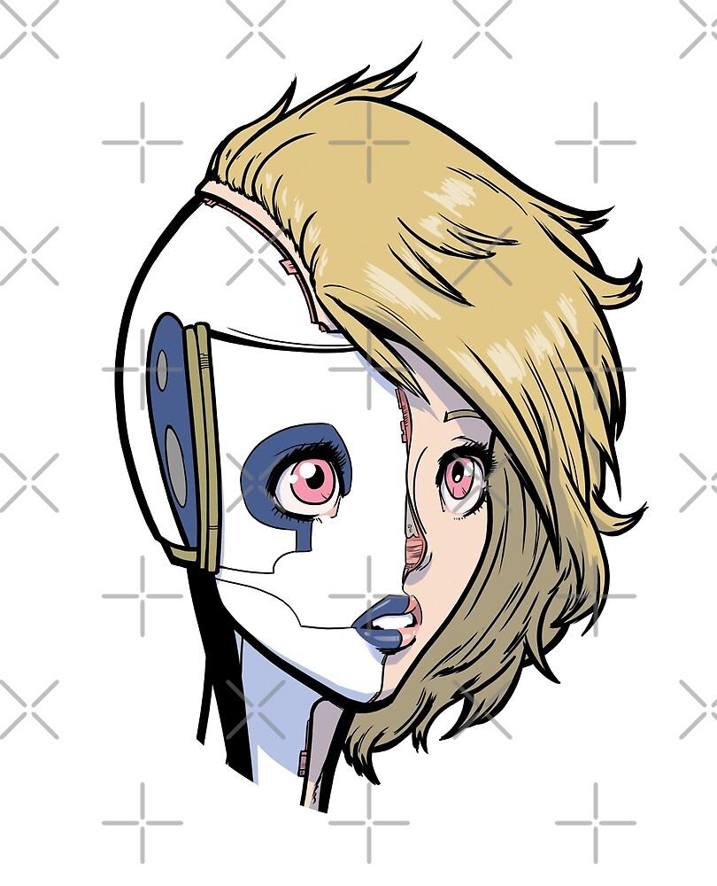 Robotress Haut 491 von Corbin Hunsaker