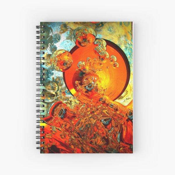 mimosa sunshine: into z infinite! Spiral Notebook