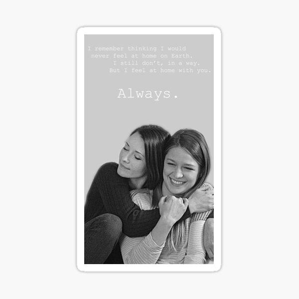 Danvers Sisters Sticker