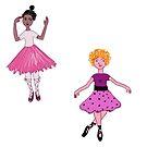 The Ballerinas by Cherie Roe Dirksen
