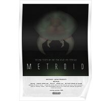 Below Zebes - Metroid Poster Poster