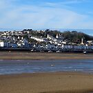 Looking at Appledore from Instow, North Devon, England by trish725