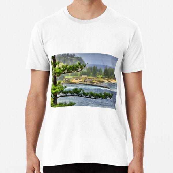 Kingston Penal Settlement and Norfolk Island Premium T-Shirt