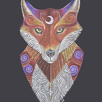 Fox Totem by Jezhawk