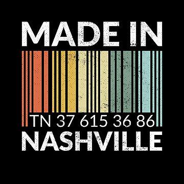 Made in Nashville by zeno27
