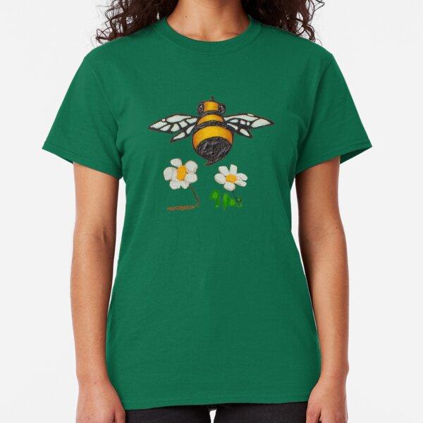 Bees (buzz detail) Classic T-Shirt