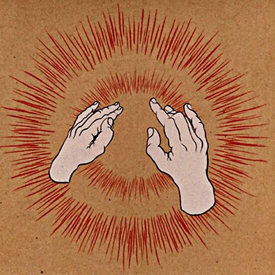 Godspeed Du! Schwarzer Kaiser - Heben Sie Ihre mageren Fäuste wie Antennen in den Himmel von illimise