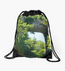 Natural Bridge - Virginia      ^ Drawstring Bag