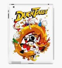 duck tales iPad Case/Skin