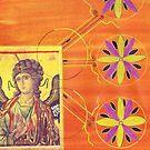 Art Deco Angel by Bec Schopen