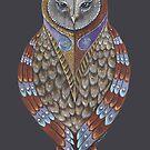 Owl Totem by Jezhawk