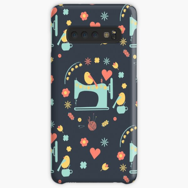 Love sewing Samsung Galaxy Snap Case