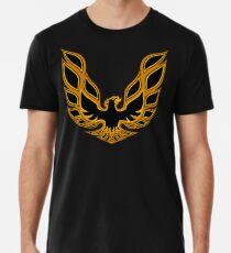 Pontiac Firebird Graphic Logo  Premium T-Shirt