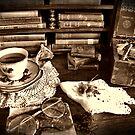Morning Tea ~ HDR by Pene Stevens