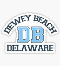 Dewey Beach - Delaware. Sticker