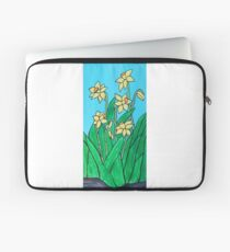 daffodils Laptop Sleeve