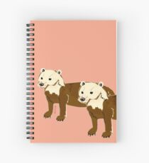 Year of the dog : Speothos the bush dog #1 Cuaderno de espiral