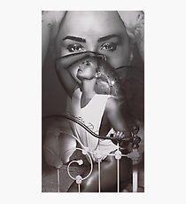 Design - Demi Lovato Photographic Print