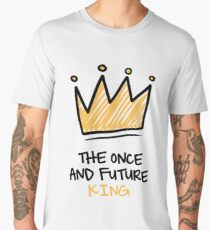 The once and future King  Men's Premium T-Shirt