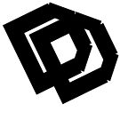 New DDA Logo (Black) by Derek Des Anges