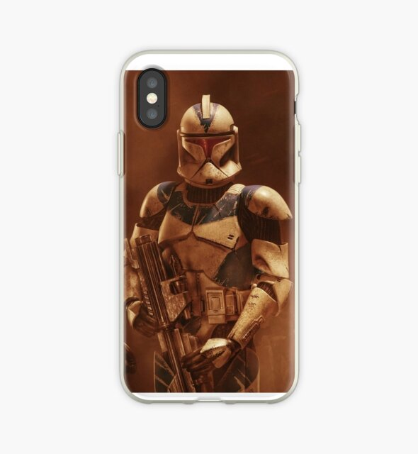 Star Wars the Clone Wars Phone Case by Liod