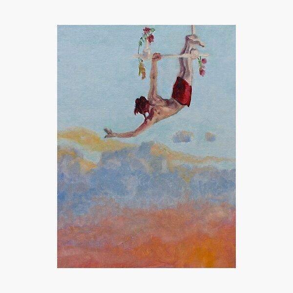 Trapeze - Flame Photographic Print