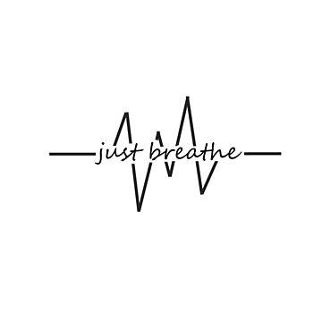 Just Breathe Heartbeat by harringe