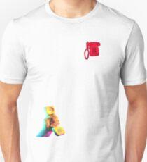 heart to heart Unisex T-Shirt
