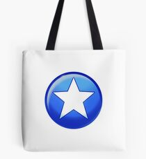 Hero halftone Tote Bag
