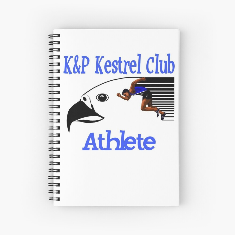 Kestrel Club Kit Spiral Notebook