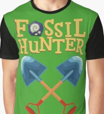 Animal Crossing - Fossil Hunter Graphic T-Shirt