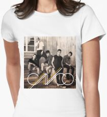 CNCO NEW ALBUM 2018 Women's Fitted T-Shirt