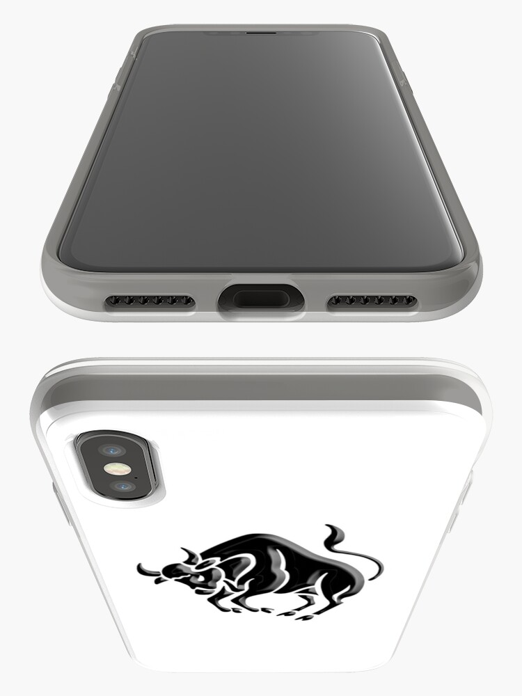 Alternative Ansicht von TAURUS, DER BULL, iPhone-Hüllen & Cover