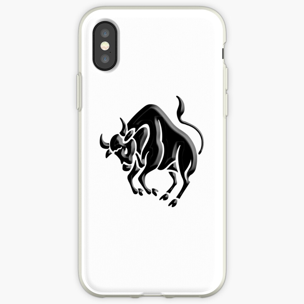TAURUS, DER BULL, iPhone-Hüllen & Cover