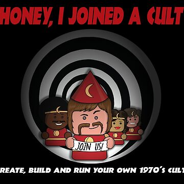 Honey, I Joined A Cult - Hypno Cultists by jomorley