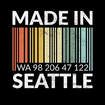 Made in Seattle by zeno27