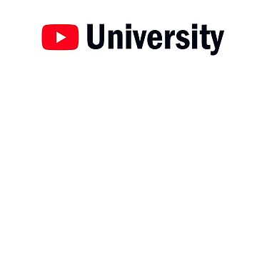 Grafuated from Youtube University - Classof 2018 by effortless94