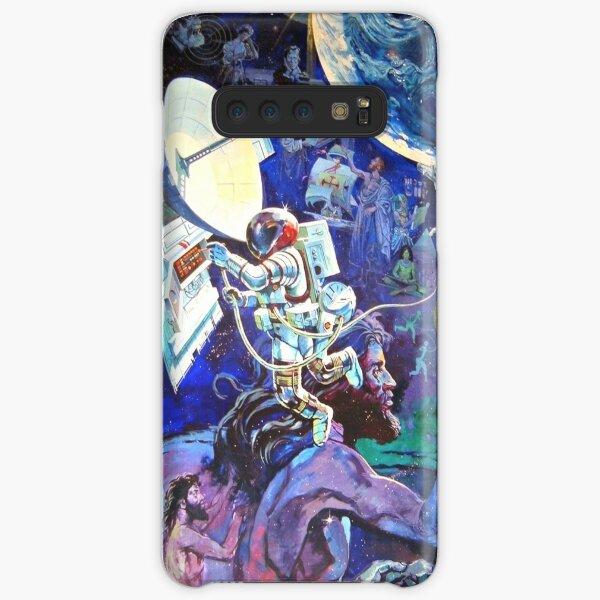 Spaceship Earth Mural Samsung Galaxy Snap Case