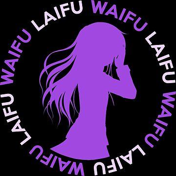 Waifu Laifu Inspired Shirt by JaneFlame